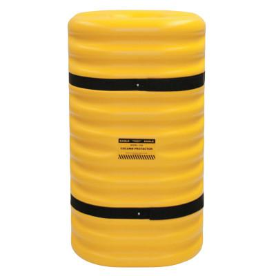 "EAGLE MFG 8"" COLUMN PROTECTOR- YELLOW"