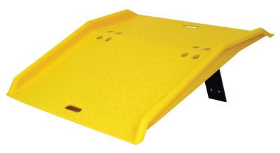 EAGLE MFG 00247 PORTABLE POLY DOCKPLATE FOR HAND TRUCKS