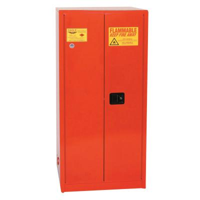 EAGLE MFG Paint and Ink Storage, Manual-Closing Cabinet, 96 Gallon