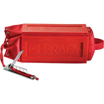 BRADY Pendant Control Safety Cover 5.25 in W x 11 in L Red