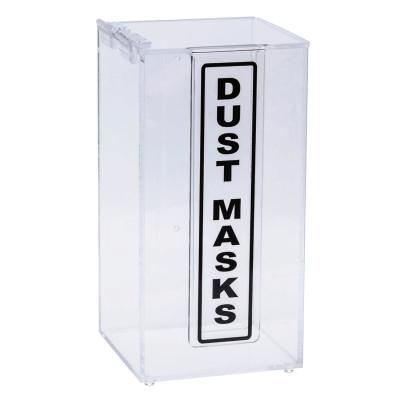 BRADY Dust Mask Dispensers, 9.199 in X 9.198 in X 15.6 in