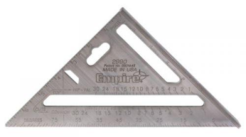 EMPIRE LEVEL Magnum Rafter Squares, 7 in, Aluminum