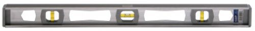 EMPIRE LEVEL Aluminum Levels, 540 Series, 24 in, 3 Vials