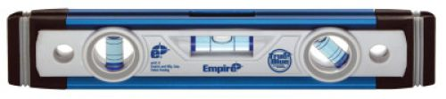 EMPIRE LEVEL True Blue  Heavy-Duty Magnetic Levels, 78 in, 5 Vials