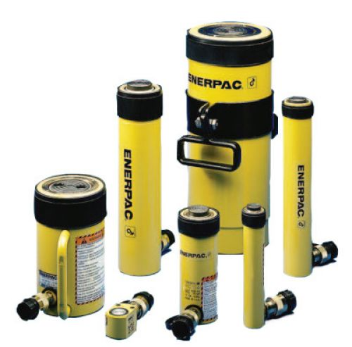 ENERPAC RC Series Single Acting Cylinders, 15 tons, 2 in Stroke Length