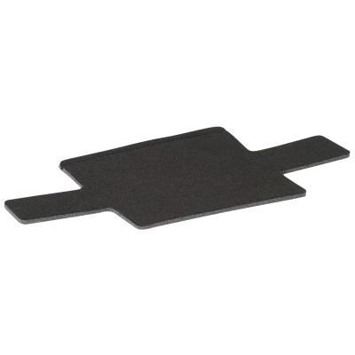 FIBRE-METAL Sweatbands, Terry Cloth, For E1, E2 & P2 Series Helmets, Black