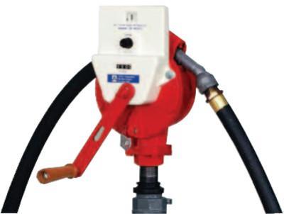 FILL-RITE Rotary Cast Aluminum Hand Pumps, 3/4 in (NPT)