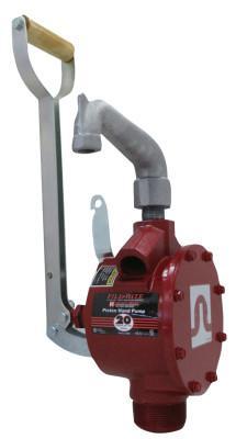 FILL-RITE Piston Hand Pumps, 3/4 in (NPT), With Spout/Telescoping Pipe