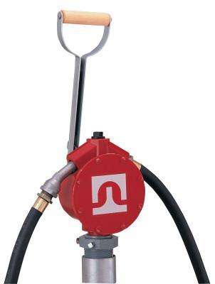FILL-RITE Piston Hand Pumps, 3/4 in (NPT), 8 ft Hose