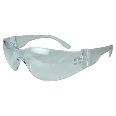 RADIANS USA Safety Eyewear, Gray Lens, Polycarbonate, Gray Frame