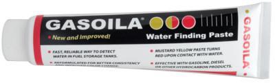 GASOILA CHEMICALS Regular Water Finding Paste, 2-1/2 oz Tube