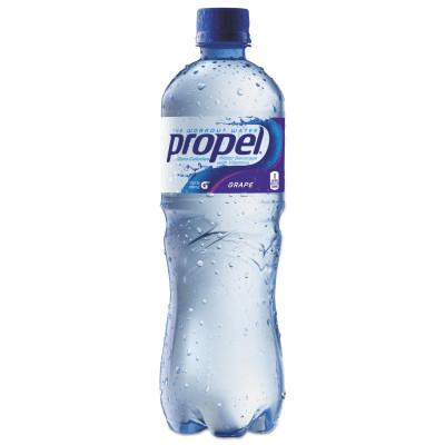 GATORADE Propel Zero Bottles, Grape, 710 mL, Squeeze Bottle