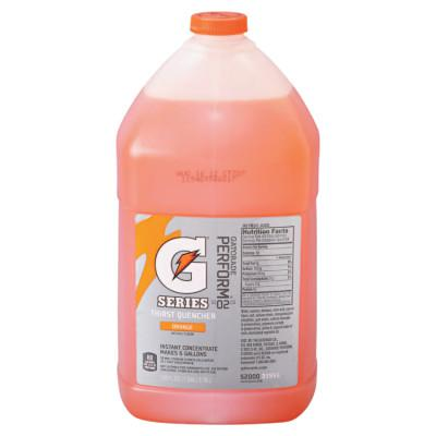 GATORADE Liquid Concentrates, Orange, 1 gal, Jug