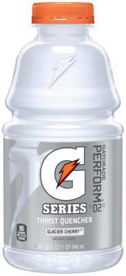 GATORADE 32 Oz. Ready to Drink, Glacier Cherry, Bottle