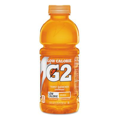 GATORADE G2 Low Calorie Thirst Quencher, Orange, 12 oz, Bottle