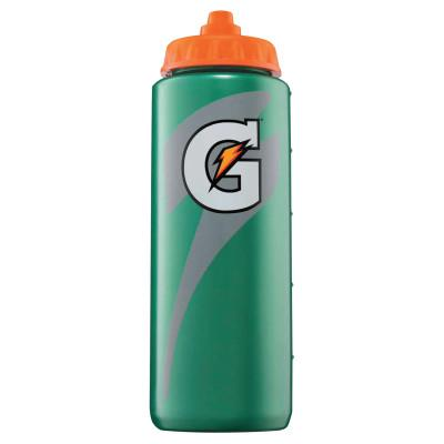 GATORADE Squeeze Bottle, Straight-Walled, 20 oz