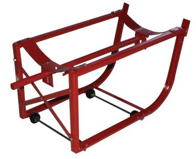 MILWAUKEE HAND TRUCKS Drum Cradles, 800 lb, 20 1/2 in h x 23 in w