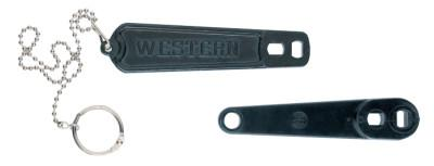 WESTERN ENTERPRISES Cylinder Wrenches, For Oxygen Cylinders, Metal