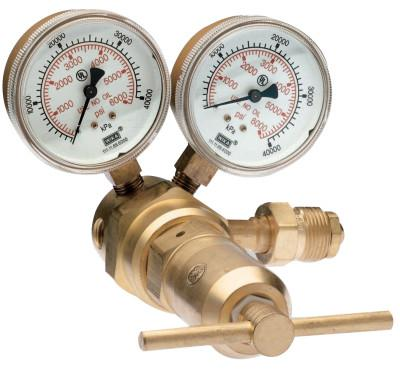 WESTERN ENTERPRISES RS High Delivery Pressure Regulators, Inert Gas, Nitrogen, CGA580, 3,000 psi