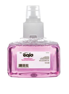 GOJO Antibacterial Plum Foam Hand Wash, Plum, LTX Bottle w/Valve, 700 mL
