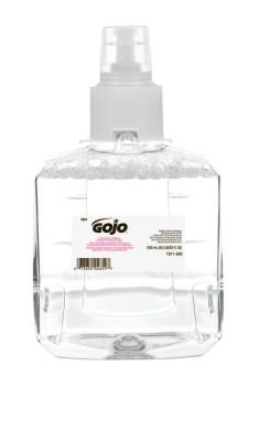 GOJO Clear & Mild Foam Hand Wash, Bottle w/Valve, 1,200 mL