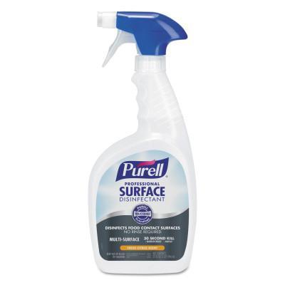 PURELL Professional Surface Disinfectants, 32 oz Bottle, Citrus