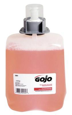 GOJO Luxury Foam Handwash, Cranberry, Refill, 2,000 mL