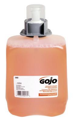 GOJO Luxury Foam Antibacterial Handwash, Orange Blossom, Refill, 2,000 mL