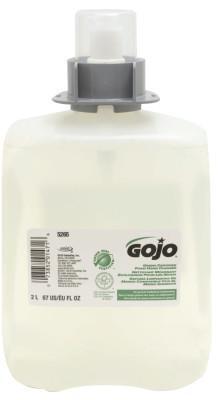 GOJO Green Certified Foam Hand Cleaners, Refill Bottle, 2,000 mL