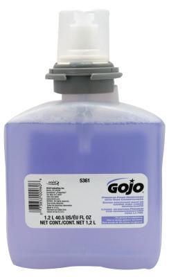 GOJO Premium Foam Handwash with Skin Conditioners, Cranberry, Refill Bottle, 1,200 mL