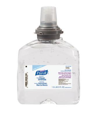 PURELL PURELL Advanced Instant Hand Sanitizers, TFX, 1,200 mL, Citrus