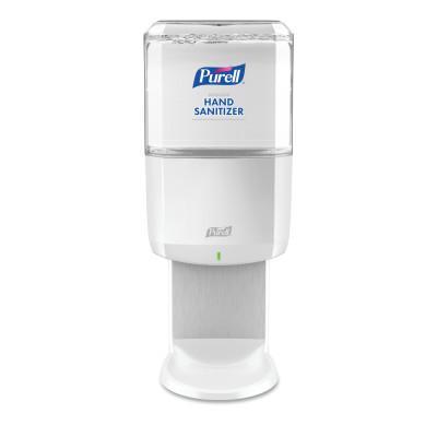 GOJO ES8 Touch Free Hand Sanitizer Dispenser, Plastic, 1200 mL, Gray