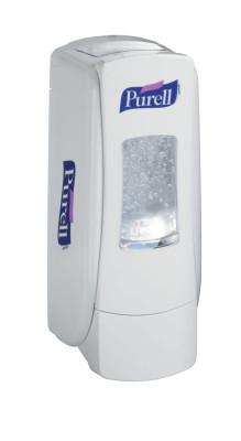 PURELL PURELL ADX7 Dispensers, White, 700 mL