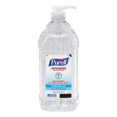 PURELL Purell Instant Hand Sanitizers, 2 L, Citrus