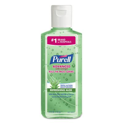 PURELL Purell Instant Hand Sanitizers with Aloe, 4 oz