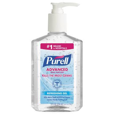 PURELL PURELL Advanced Instant Hand Sanitizers, 8 oz, Citrus
