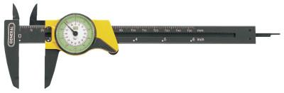 GENERAL TOOLS Dial Calipers, 0 in-6 in