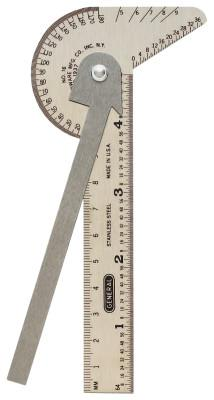 GENERAL TOOLS Multi-Use Rulers, Stainless Steel