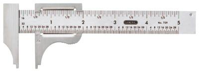 GENERAL TOOLS Slide Calipers, 0 in-4 in