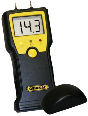 GENERAL TOOLS Digital/LED Moisture Meters, Pin Type