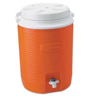 RUBBERMAID HOME PRODUCTS 2-Gallon Victory Jugs, 2 gal, Orange