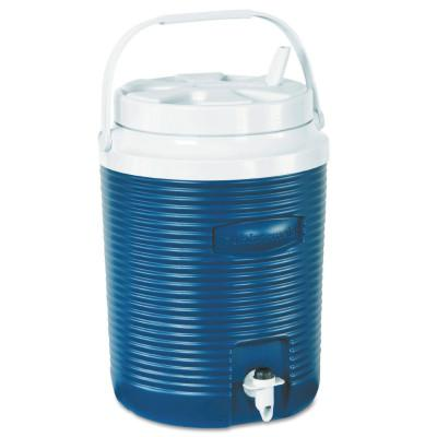 RUBBERMAID HOME PRODUCTS 2-Gallon Victory Jugs, 2 gal, Modern Blue