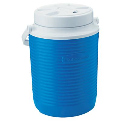 RUBBERMAID HOME PRODUCTS Thermal Jug, 1 gal, Blue