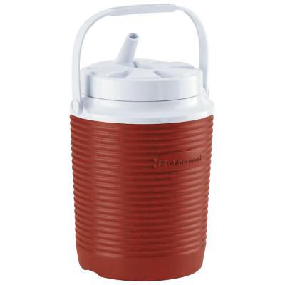 RUBBERMAID HOME PRODUCTS Thermal Jug, 1 gal, Red