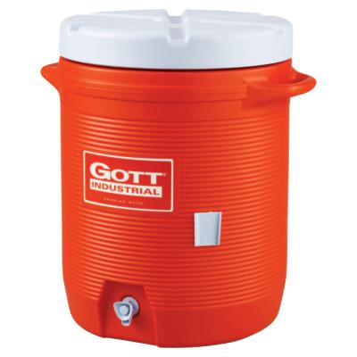 GOTT Water Coolers, 10 gal, Orange