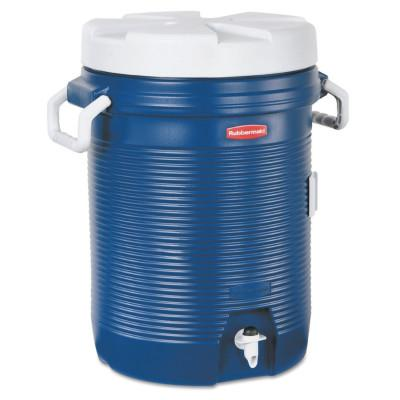 RUBBERMAID HOME PRODUCTS Water Coolers, 5 gal, Modern Blue