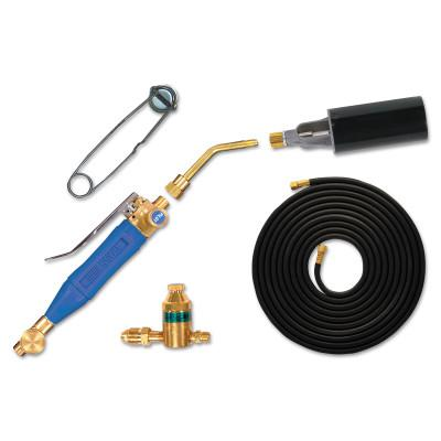 GOSS Brass Extension Torch Kits, 4 in, Propane