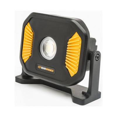 GEARWRENCH 1000 Lumen Rechargeable Area Lights, LED, 10h, 360 Degree Head