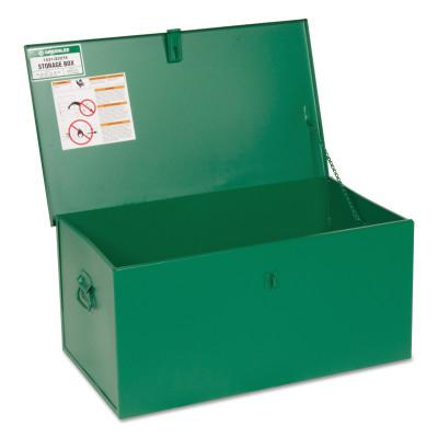 GREENLEE Small Storage Boxes, 31 in X 18 in X 15 in