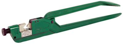 GREENLEE Indentor Crimping Tools, 22 3/8 in, 8-4 /0 AWG